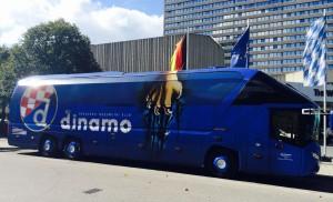Teambus Dinamo Zagreb Löwe